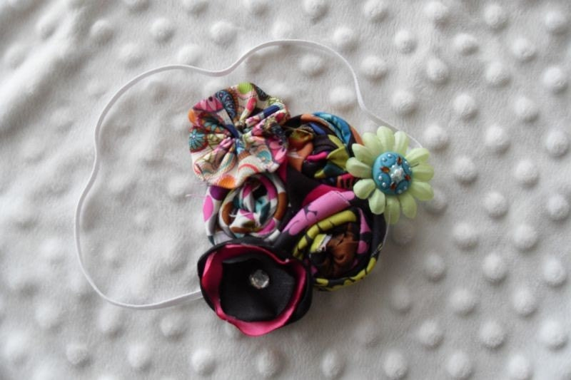 Bohemian Couture Headband