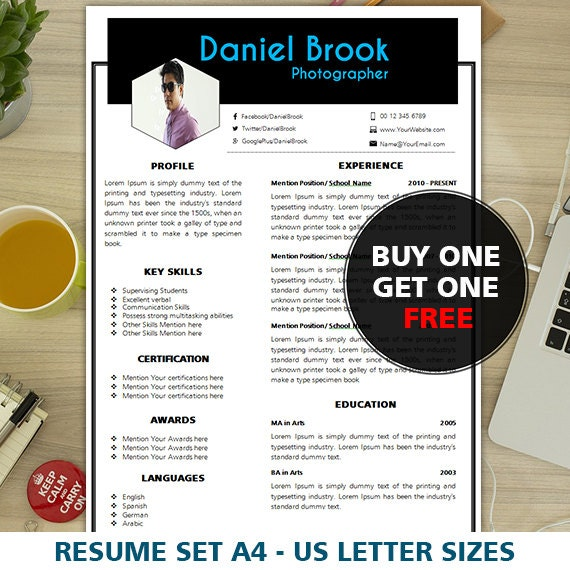 Cool Resume Templates Free  creative resume templates for mac
