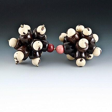 Gift for Him - Eco Friendly (literally) - Eco-moticon - Mini Sculpture