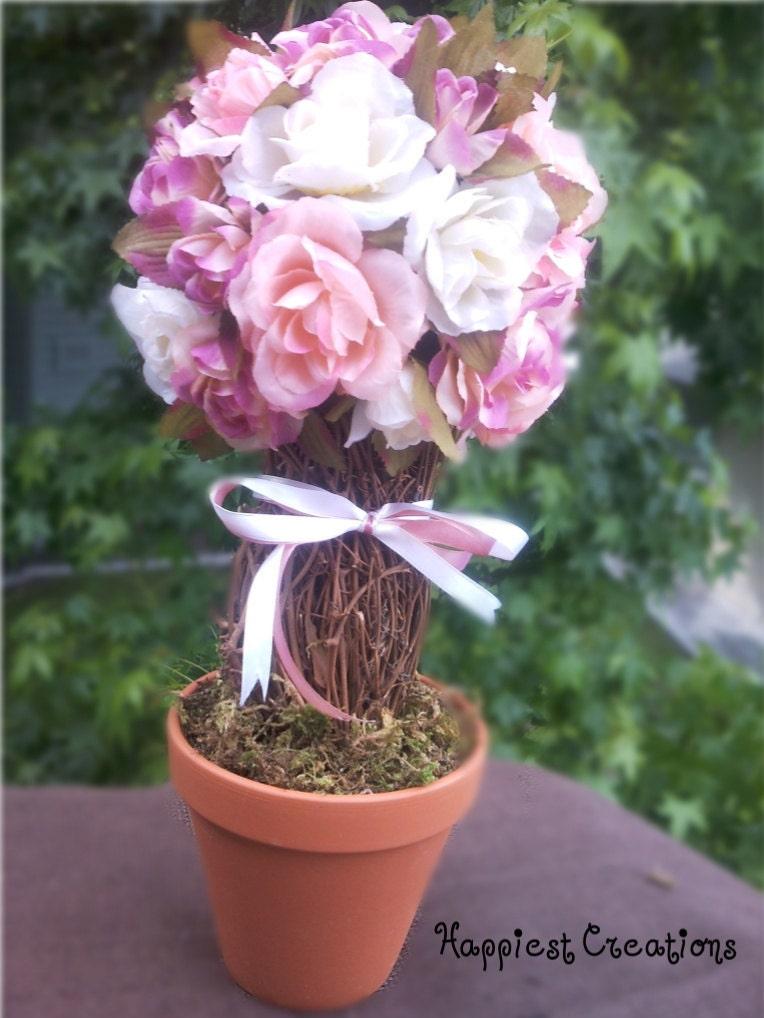 дерева цветок в горшке 3
