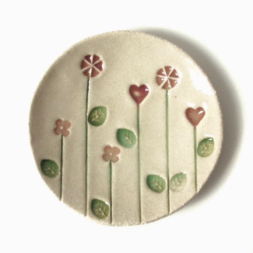Springtime mini dish