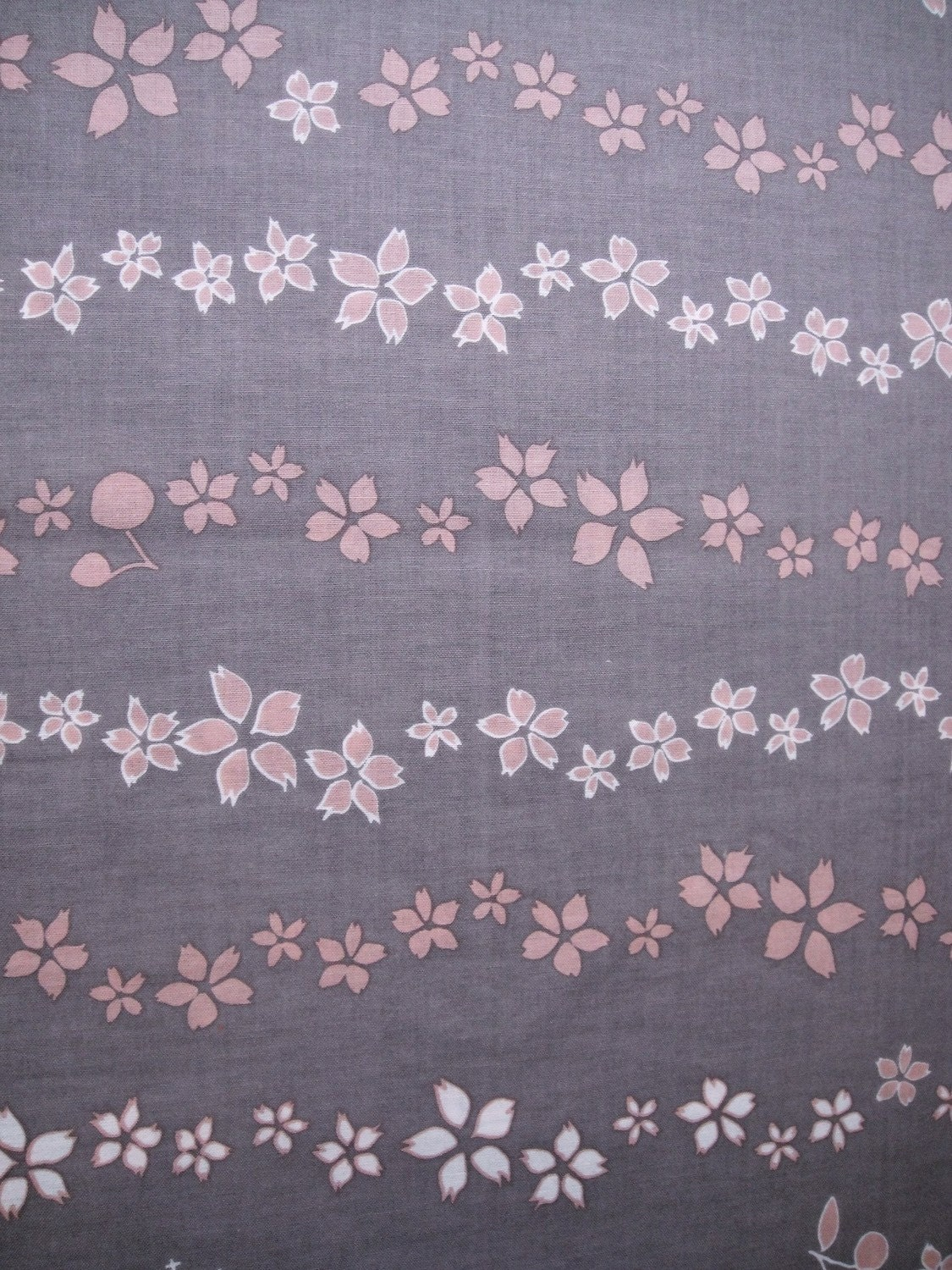 Items similar to Cotton japanese kimono yukata fabric ...