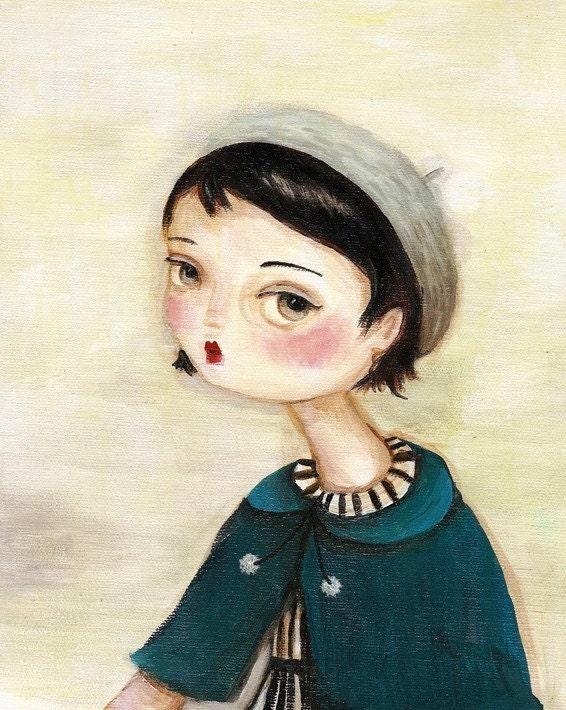 Sylvie Print