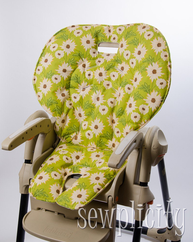Fisher Price Easy Fold Healthy Care High Chair By Sewplicity
