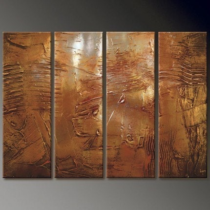 Modern Abstract Huge Canvas Oil Painting 13