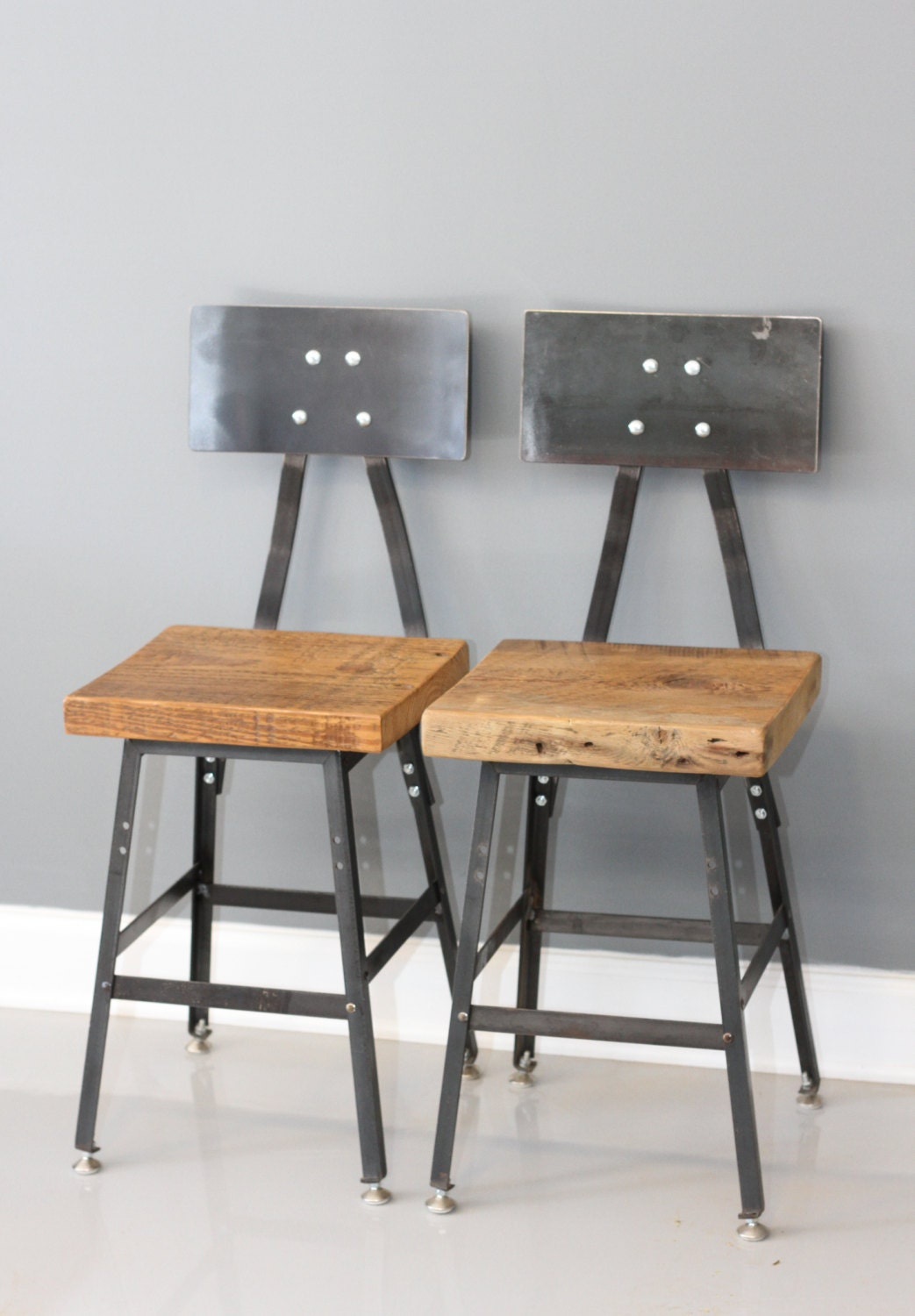 Bar Stool Island Stool Or Dining Chair Set Of 2 By Dendroco