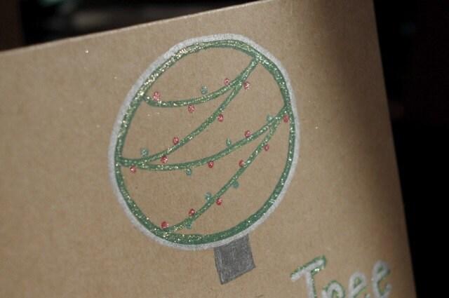 greeting cards, hallmark, holidays, christmas, beckycharms, san diego