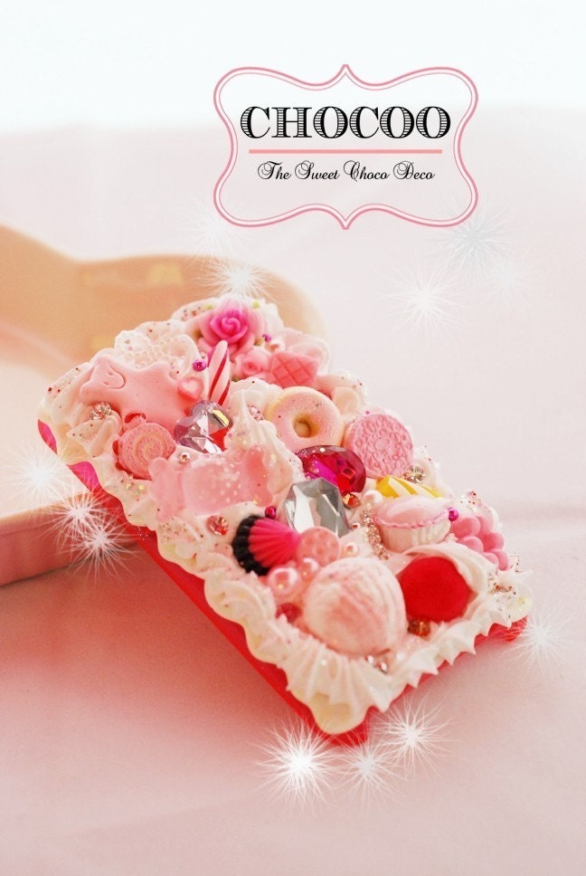 Chocoo Creamy iphone 4/3G/3GS ipod touch Cellphone case