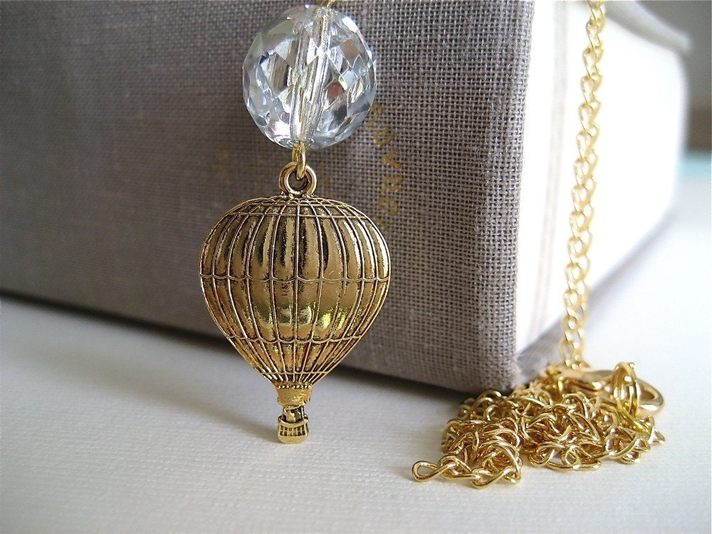 Parisian Adventure Necklace