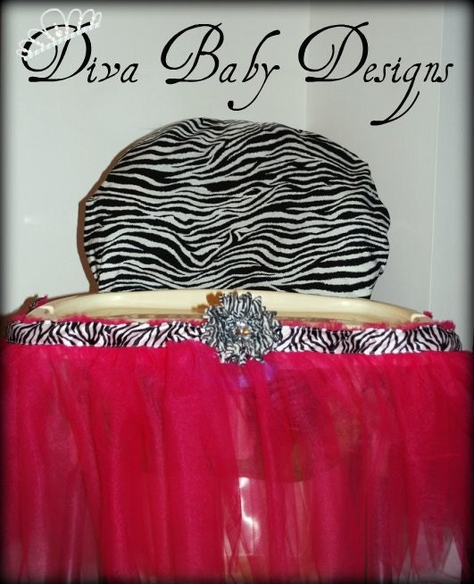 pink animal print bedding. Hot Pink and Zebra Print High
