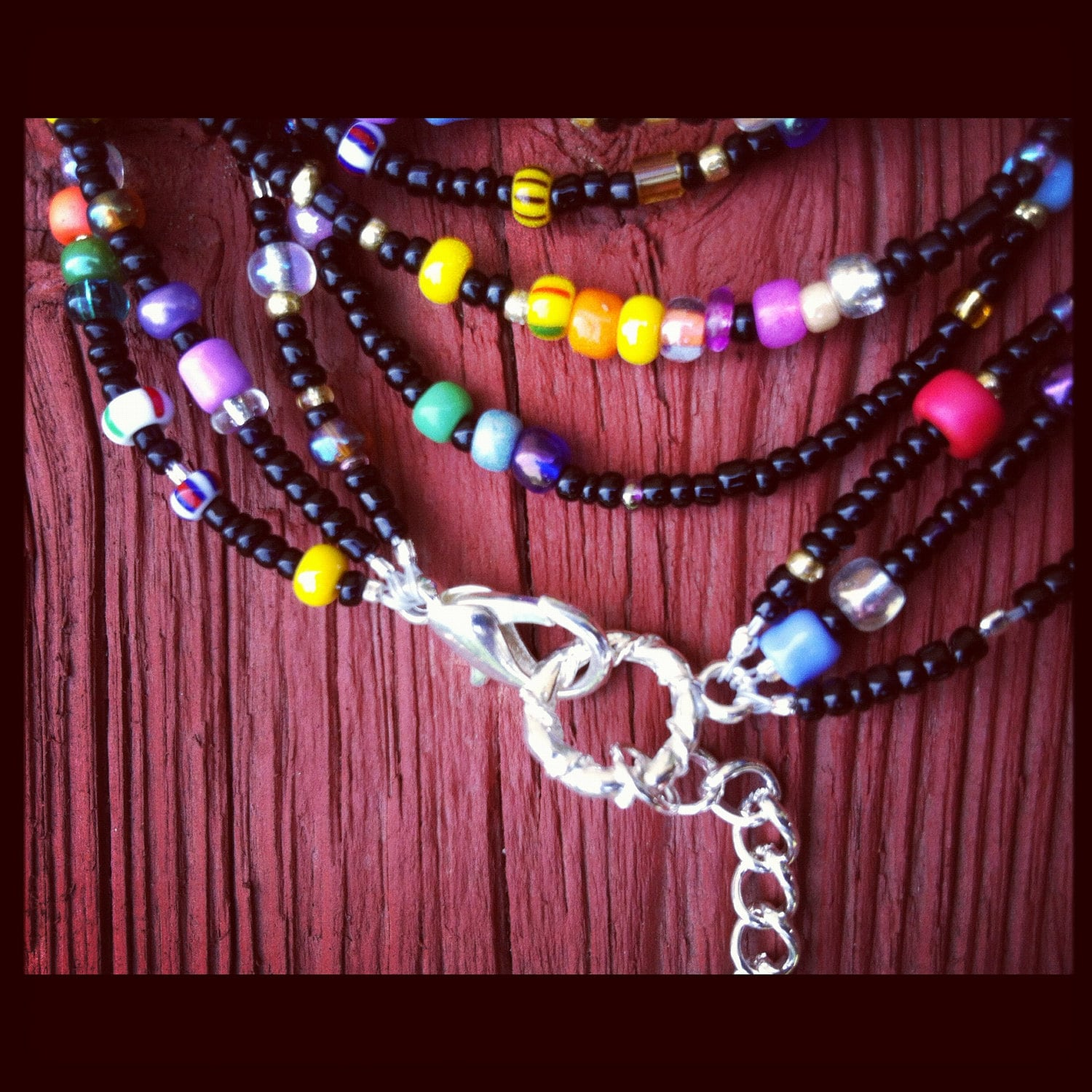 TRINITY 3in1 African Waist Beads