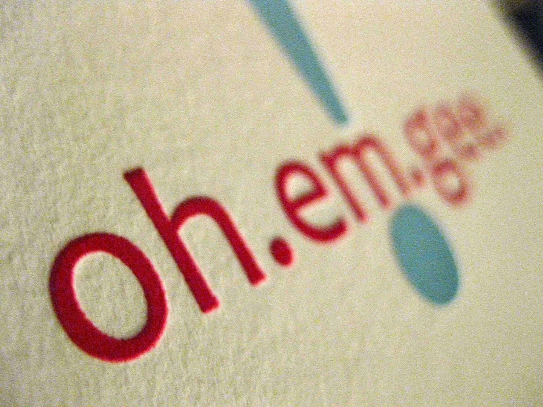omg card