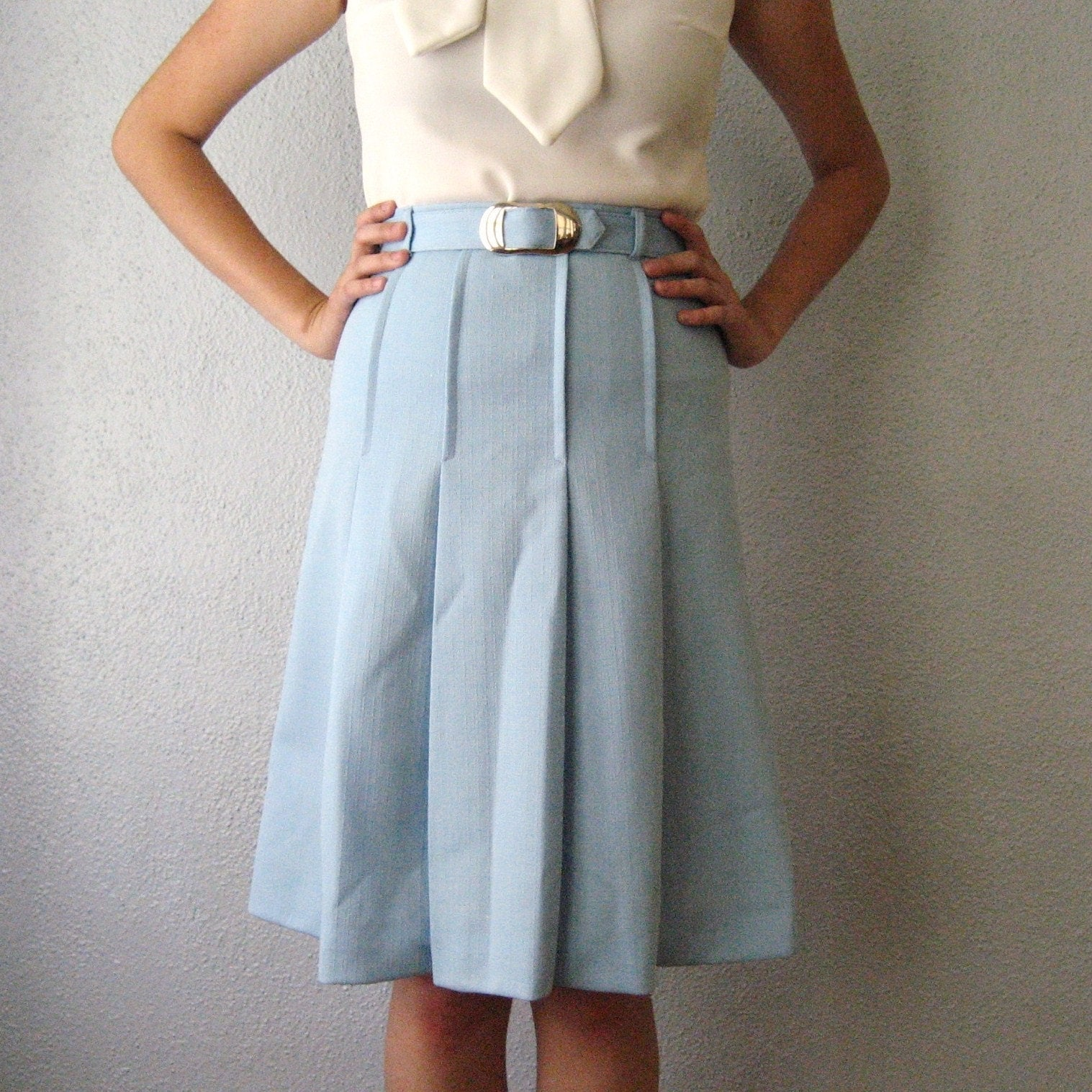 The Jean Harlow Skirt