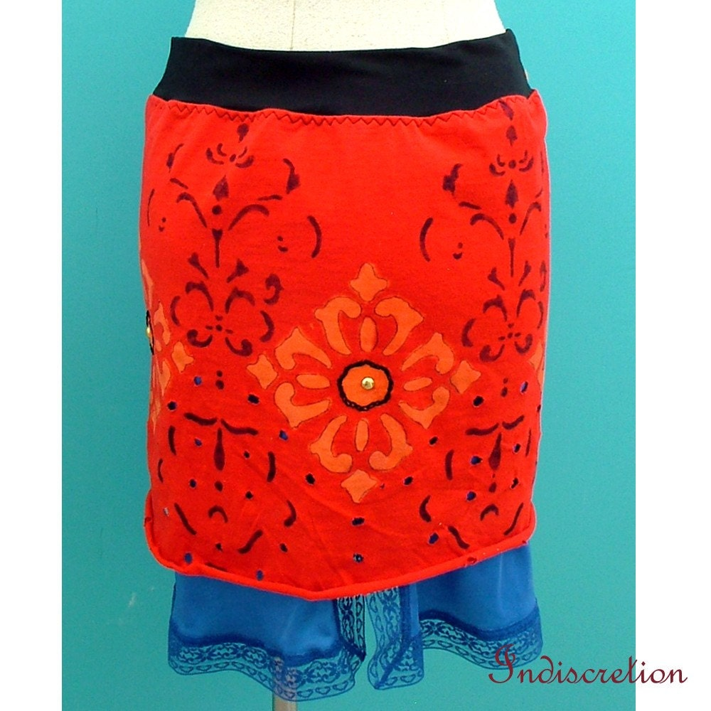 The Crafty Skirt