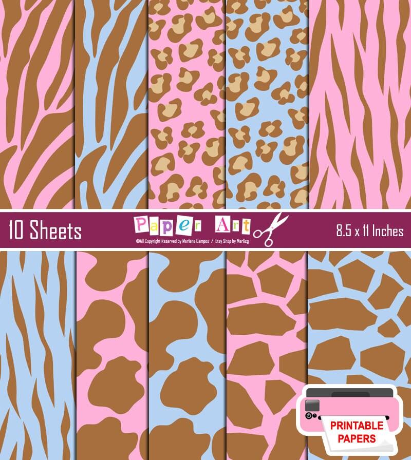Baby pink cheetah print background - photo#28