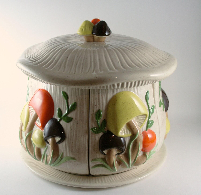 unique kitchen canister sets unique vintage kitchen canister set