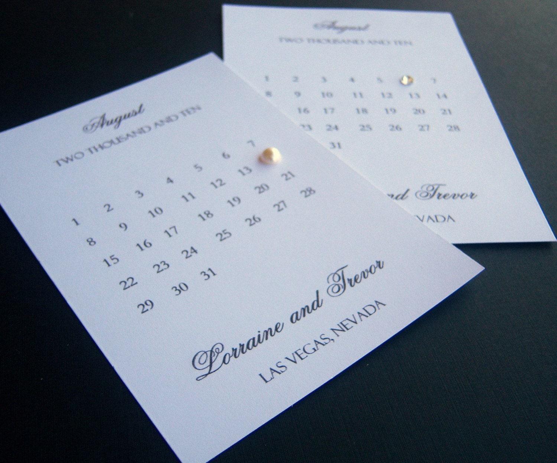 Rinaldi Wedding: Save The Date!!