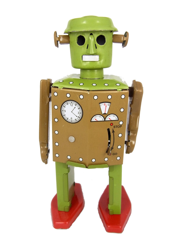 Vintage Toy Robots : Toy robots on pinterest tin toys and vintage