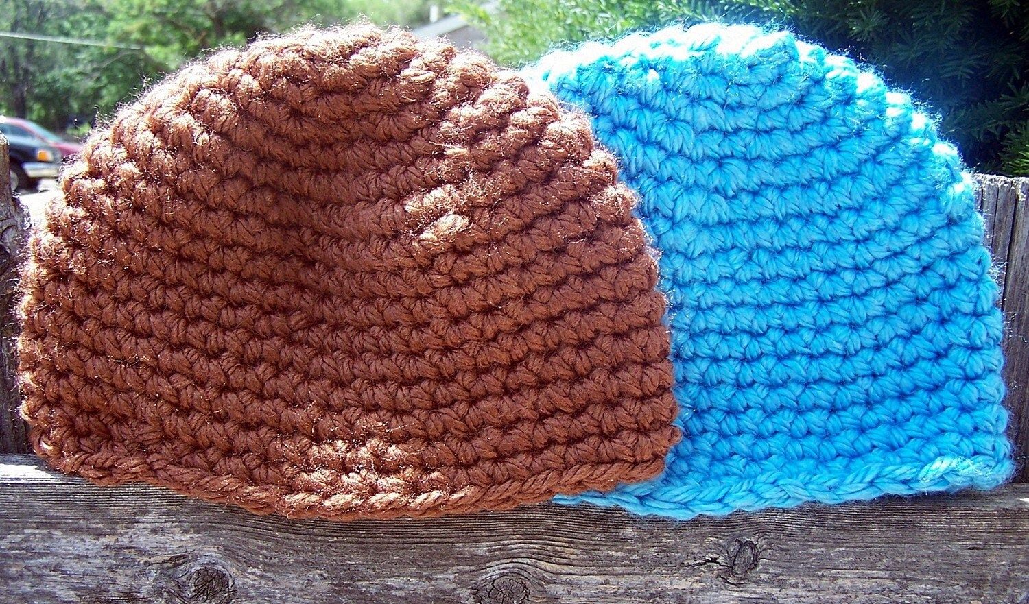 Chunky Simple Beanies For Toddlers Children and Adults
