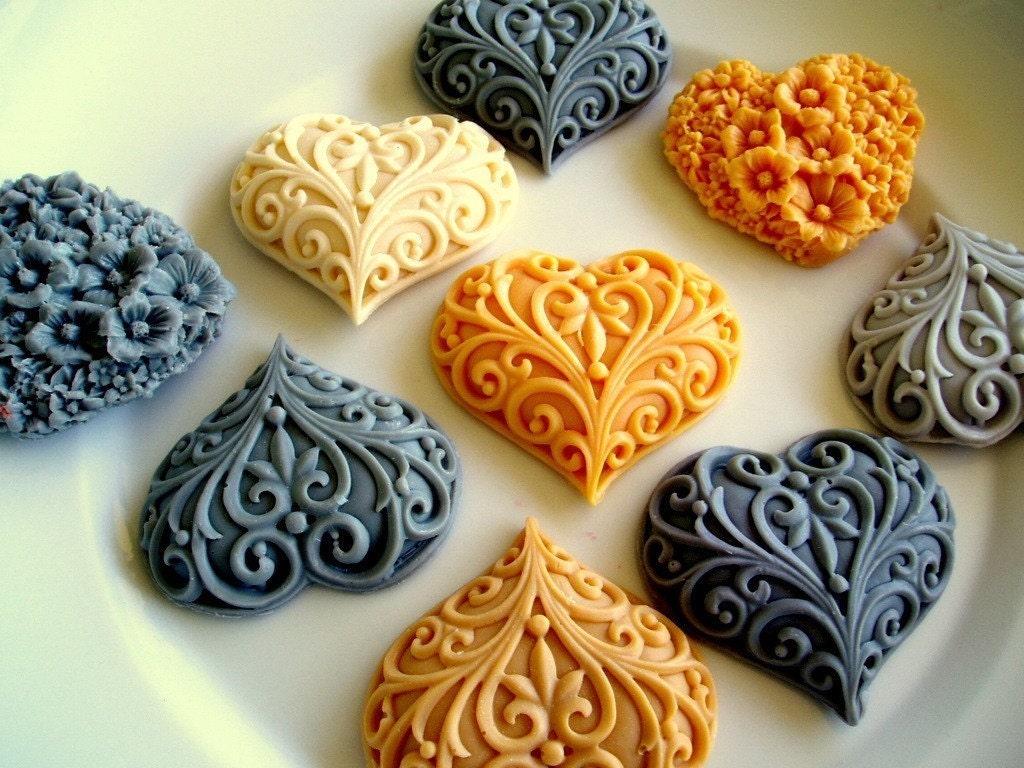 English Tweed Soap Set