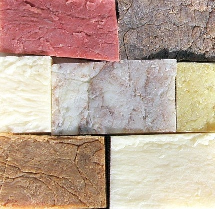 Special Price Handmade Soap 5 bars for 20 USD
