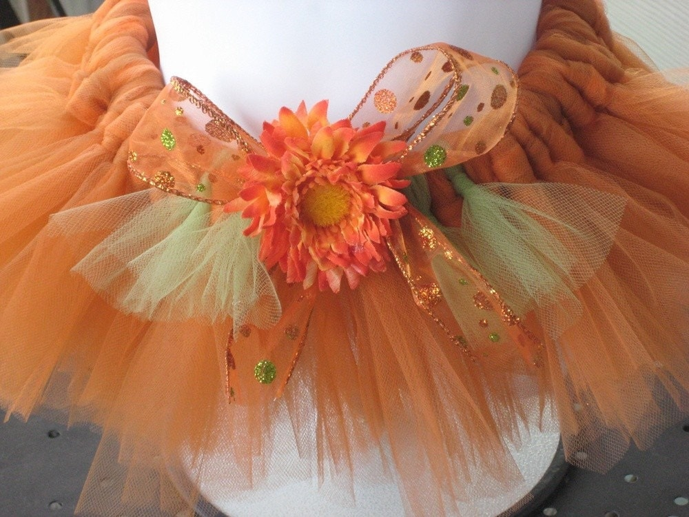 Cute boutique harvest tutu