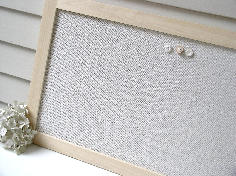 Modern bulletin board scandanavian style by elegancefarmhome for Modern bulletin board