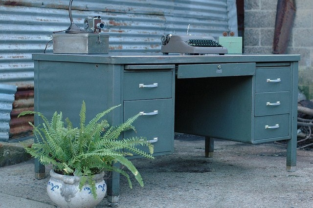 Steelcase tanker desk for sale.