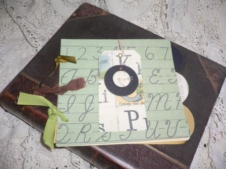 School Days Journal Album
