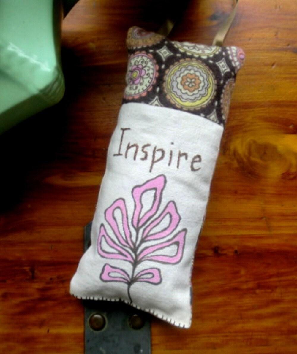 INSPIRE organic sachet