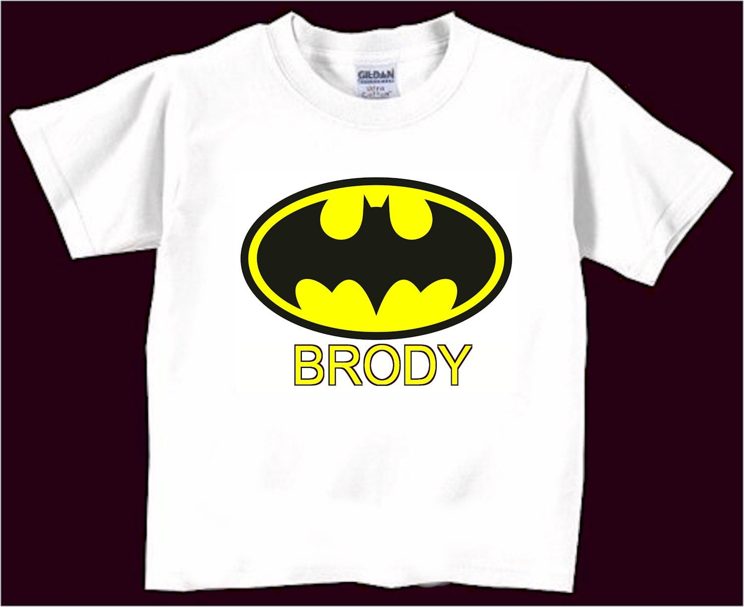 Unavailable listing on etsy for Custom kids t shirts