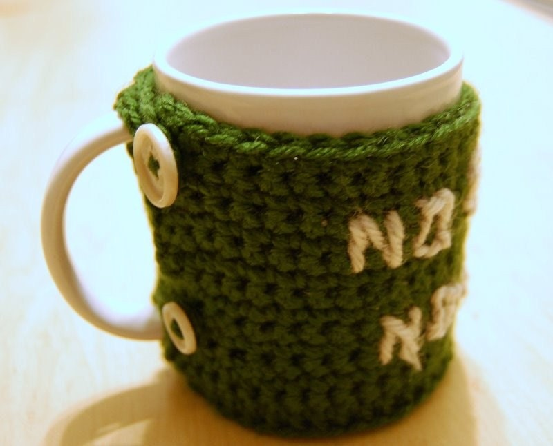 No Coffee, No Workee Coffee Mug Cozy