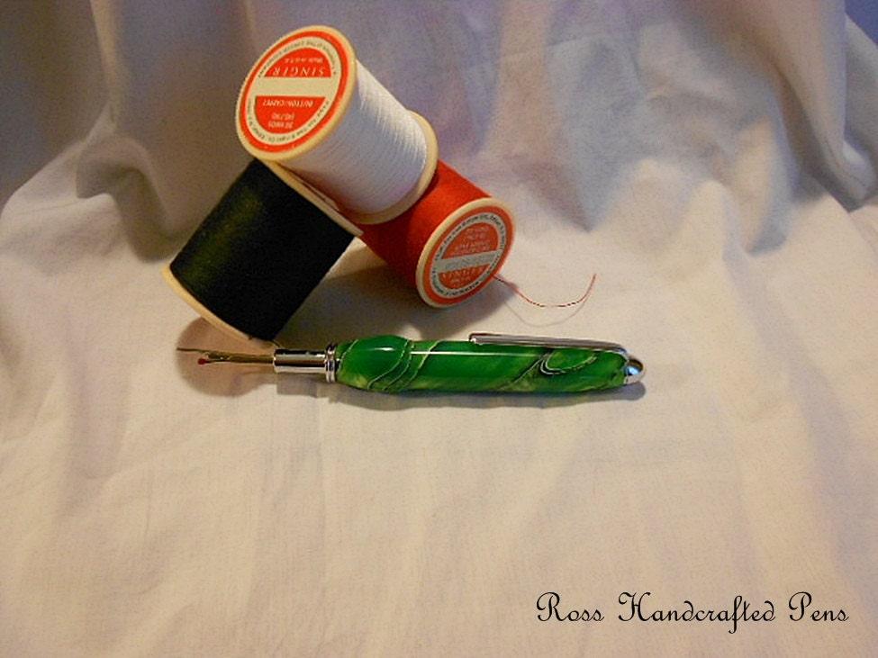 Handcrafted Seam Ripper - RossHandcraftedPens