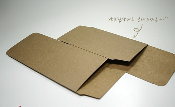 Kraft Cardboard Box, 2box