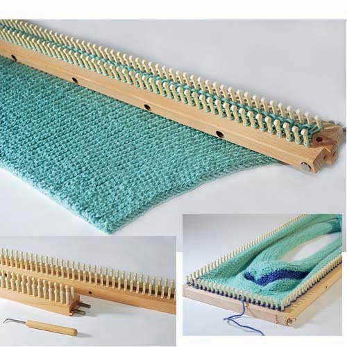 KB 28 Authentic Knitting Board Loom Peg by AliceInStitchesArts
