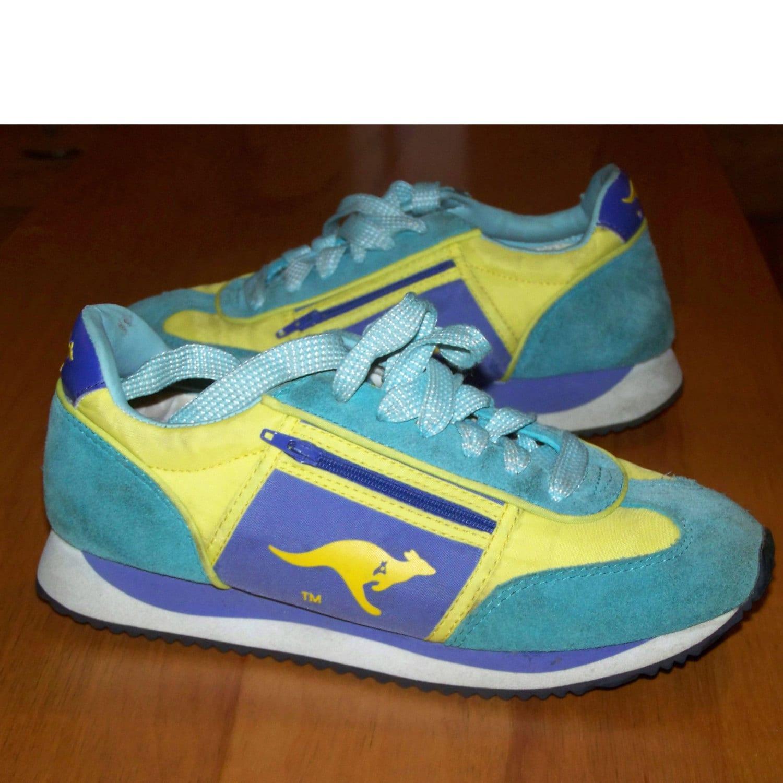 Brilliant KangaRoos Womens/Ladies K-MID Plateau 5072 High Top Sneakers | EBay