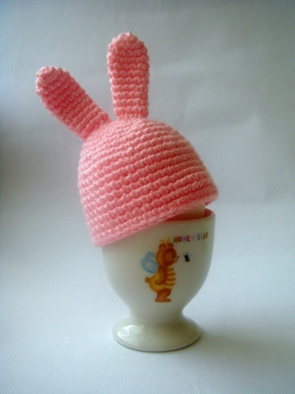 Банни Яйцо Hat - Яйцо Теплее - Яйцо Уютная весной цветов