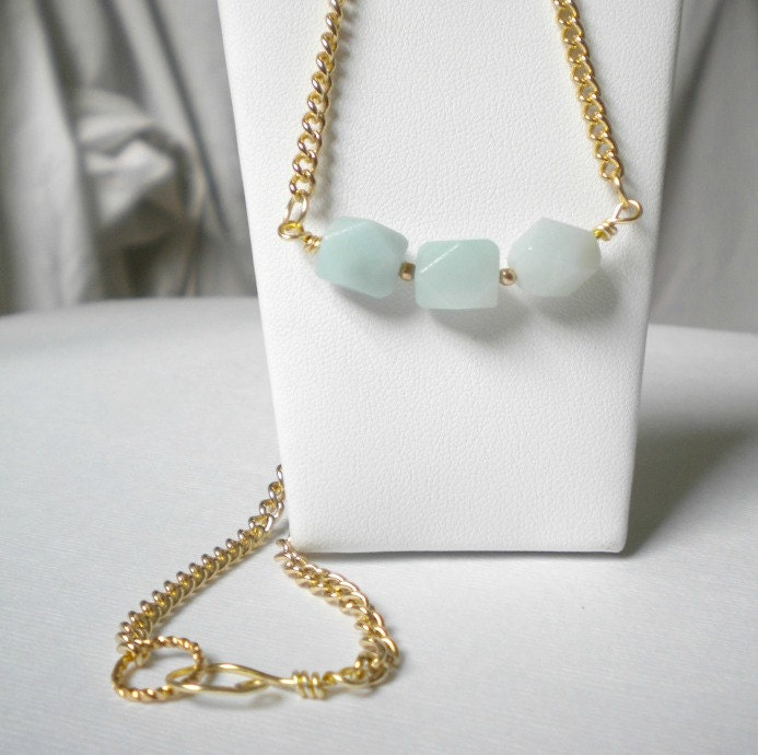 green-amazonite-faceted-necklace-in-gold