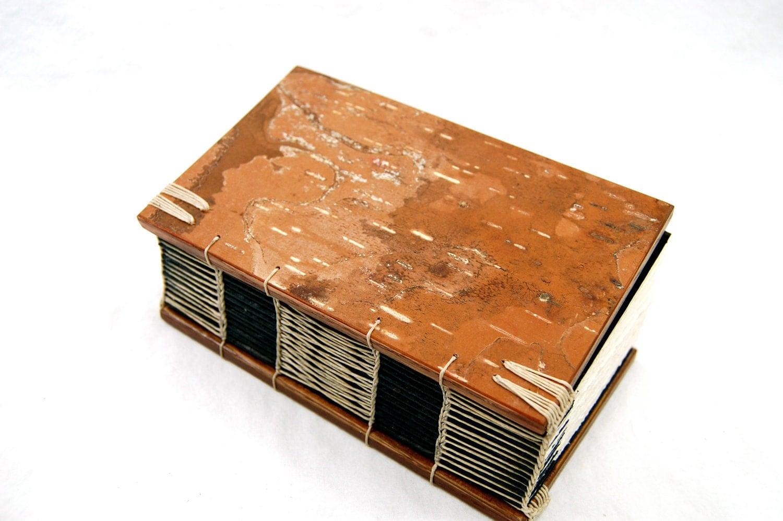 small tree bark journal