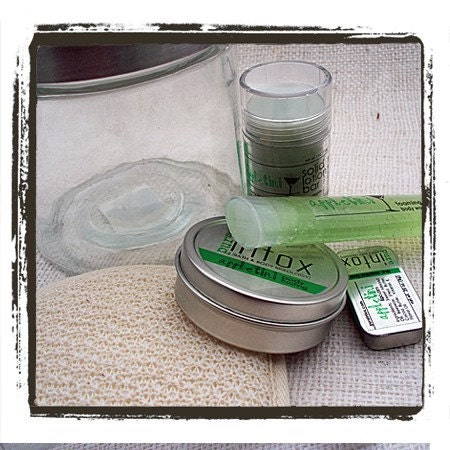 Appletini Bath Collection  Lotion Bar Body Frosting by PureIntox from etsy.com