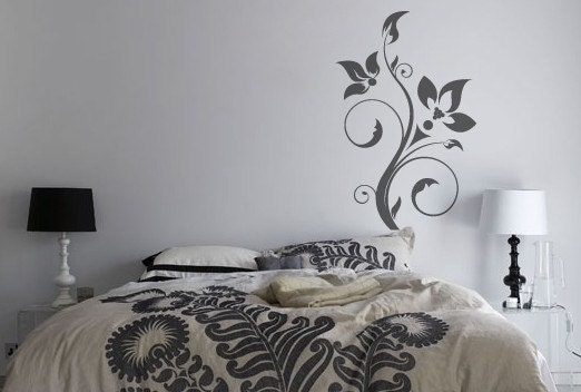 Vinyl Wall Decals Stickers Art Graphics :  interior design design stickers graphics