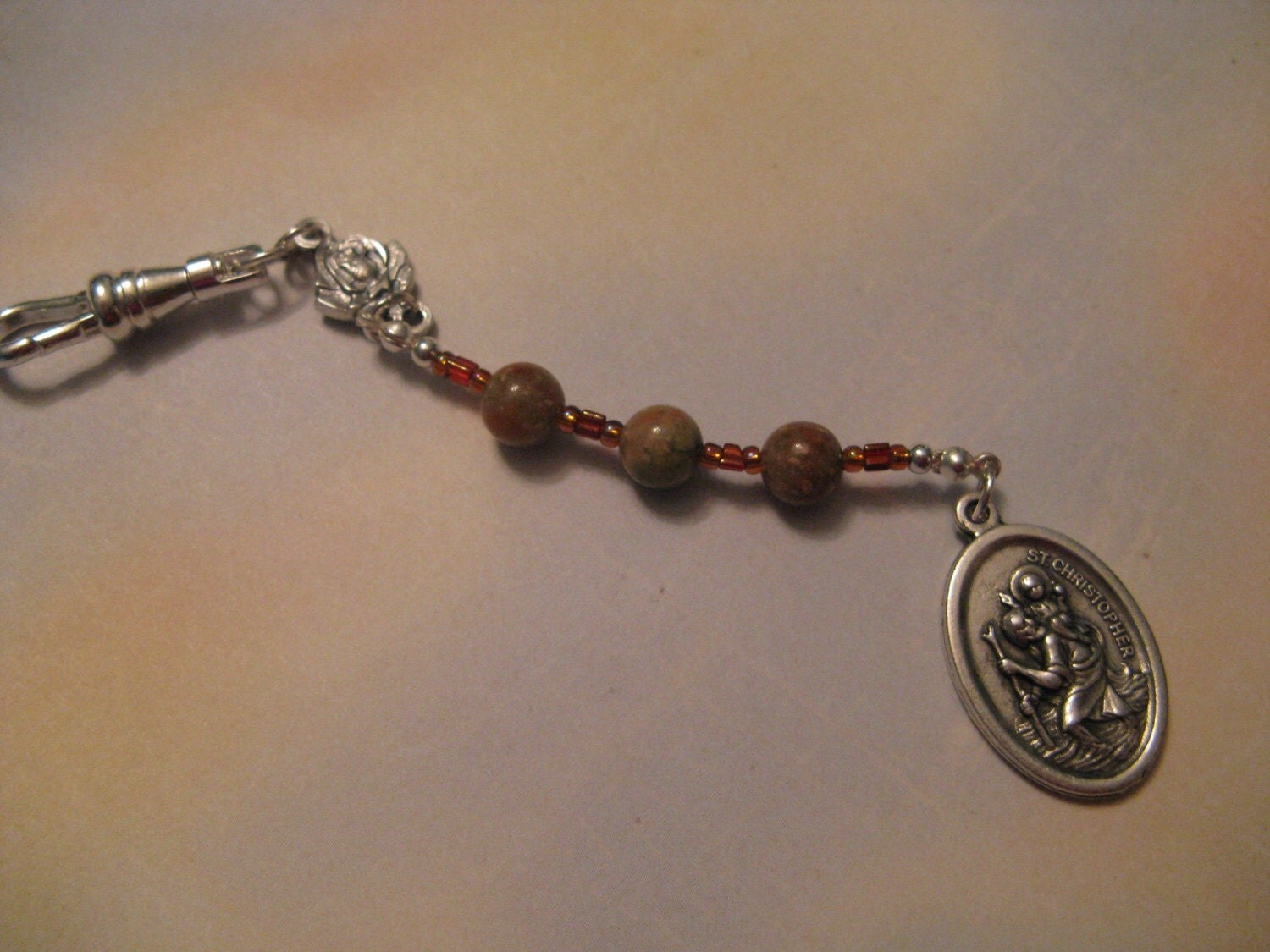 Autumn Jasper One Minute Traffic Chaplet