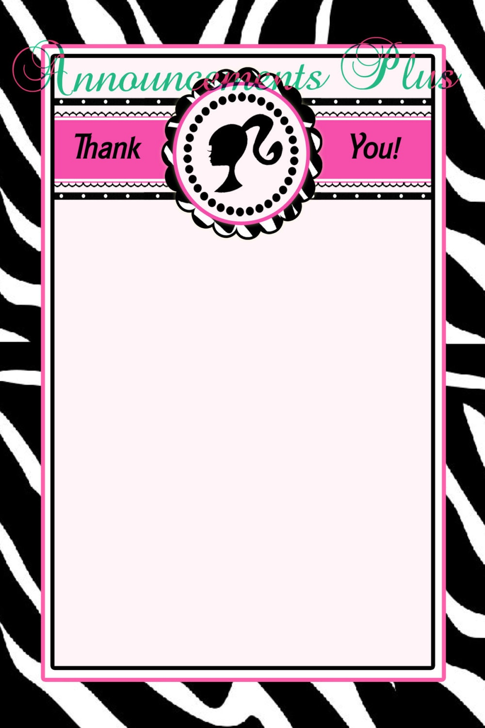 Invitation Card Barbie Design is great invitations layout