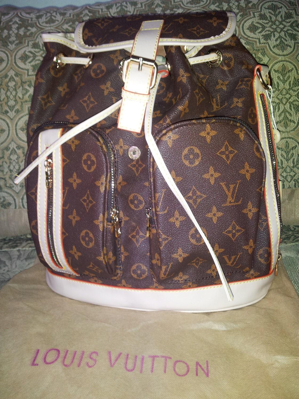 Louis Vuitton Backpack// Louis Vuitton Bag - 570 x 760  139kb  jpg