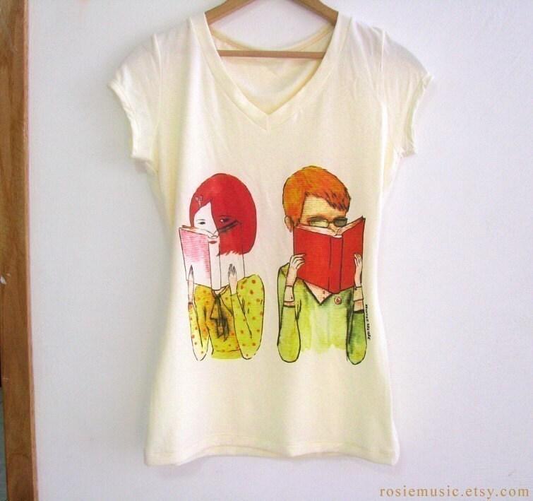 I think Im in Love T-shirt White No transfer M-L