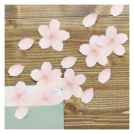seeso post it - cherry blossom  (total 90 sheets )