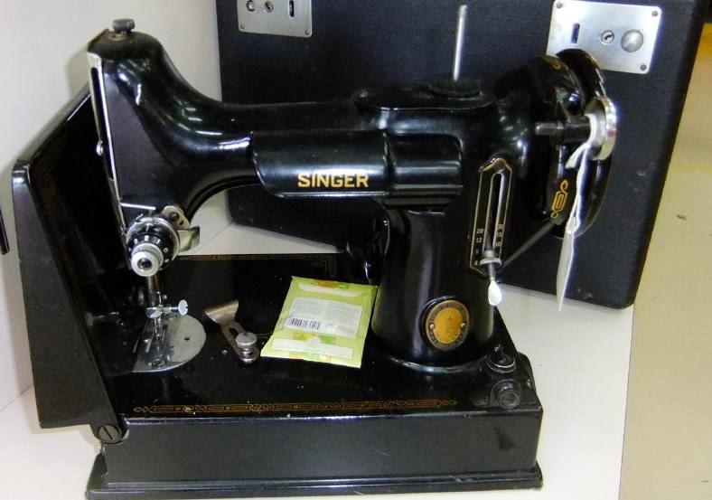 singer sewing machine 1951
