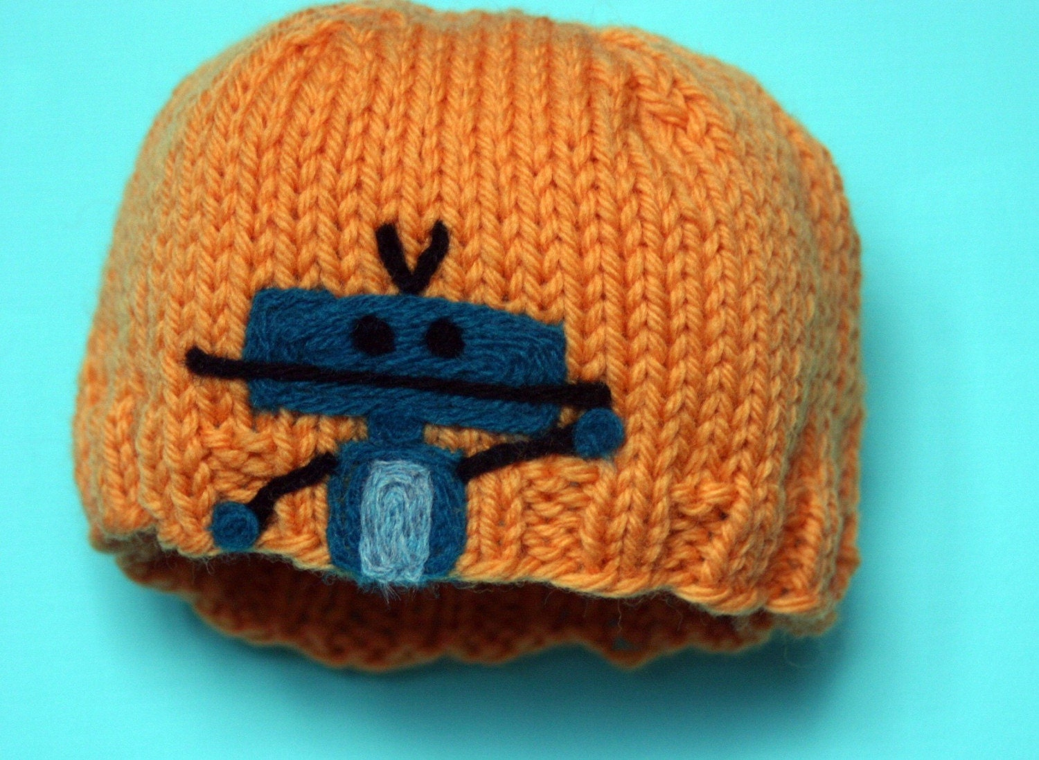 Max Robot Hat - Toddler