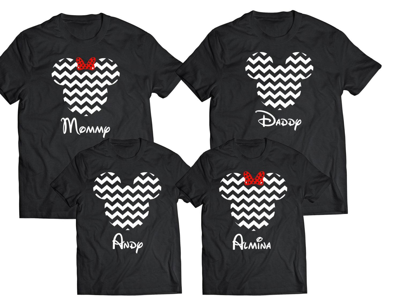 Disney DIY  Mickey TShirts