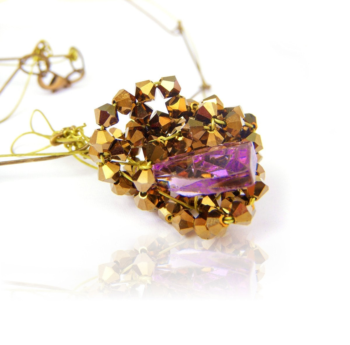 inspiration swarovski pendant necklace